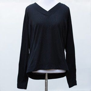 Lucy Tech Activewear Hoodie Top Size M